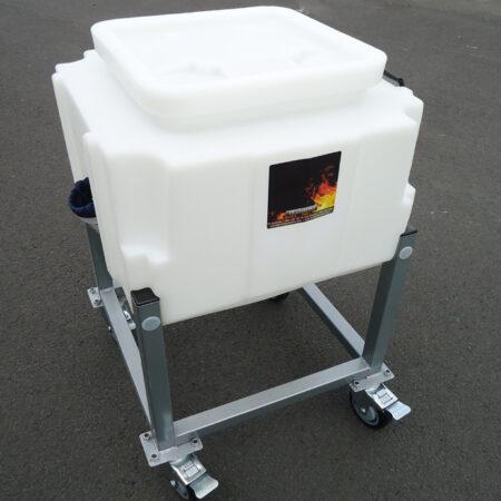 Material Bins & Mixers - Techspan New Zealand